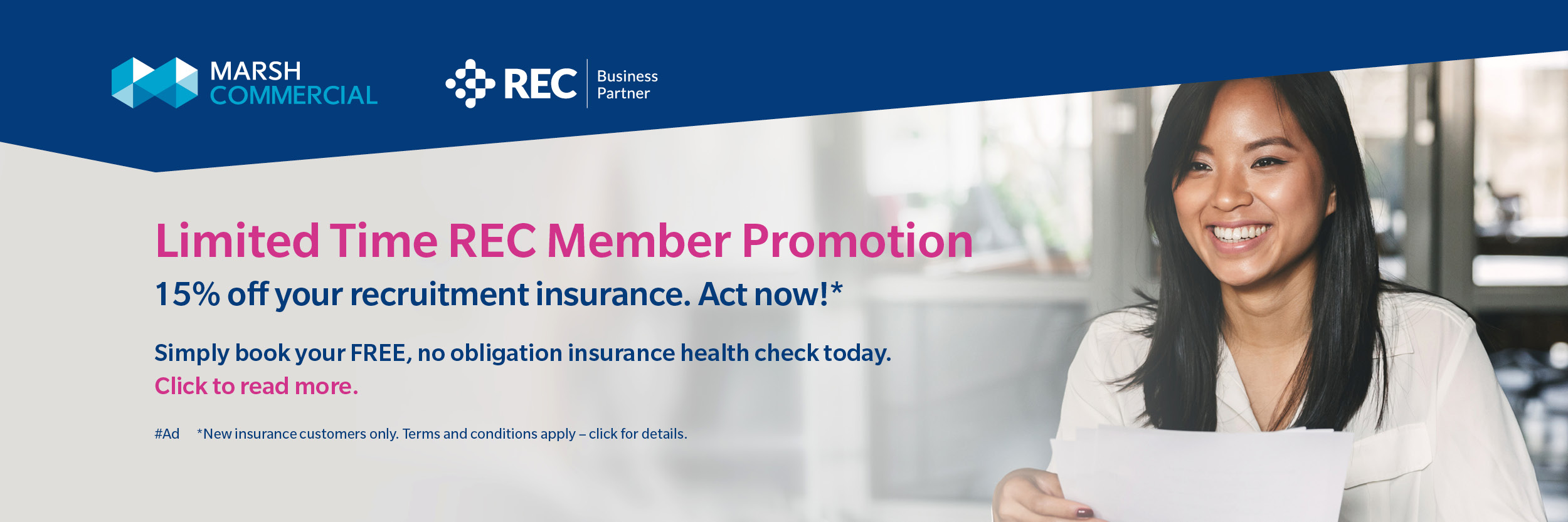 Marsh - REC Health Check